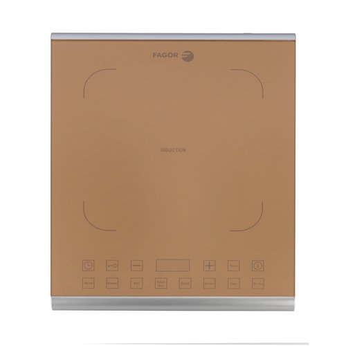Fagor 15'' Induction Cooktop with 1 Burner