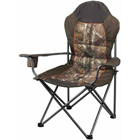 Ozark Trail X Realtree Xtra Deluxe High Back Padded Quad