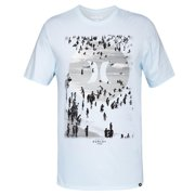 Hurley Mens Beach Party Premium Short Sleeve T-Shirt MTS0020200