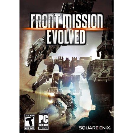 Front Mission Evolved Game (PC) (Digital Code) ()