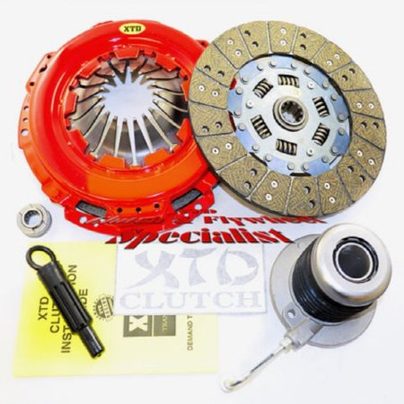 XTD STAGE 1 PERFORAMNCE CLUTCH KIT 12/05/06-10 FORD MUSTANG 4.0L V6 ()