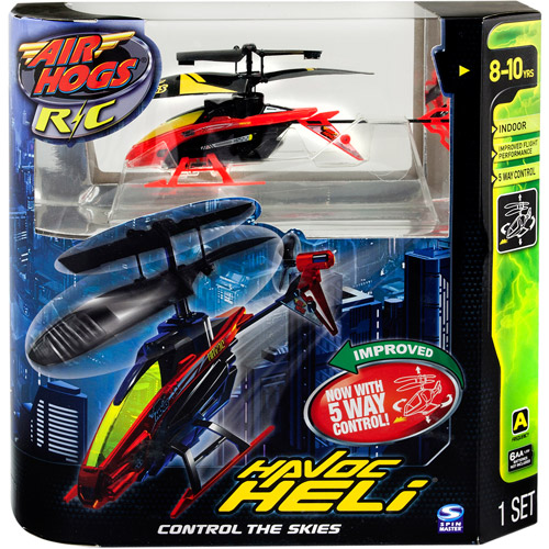Air Hogs Radio-Controlled Havoc Heli
