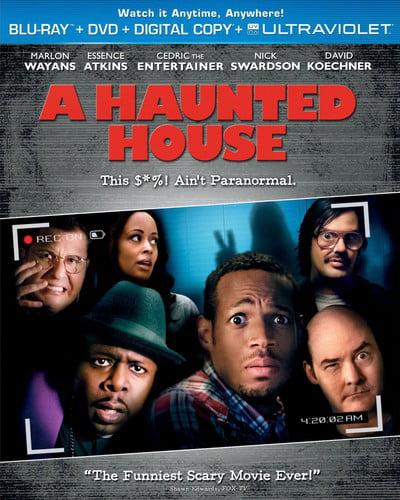 A Haunted House (Blu-ray + DVD + Digital Copy)