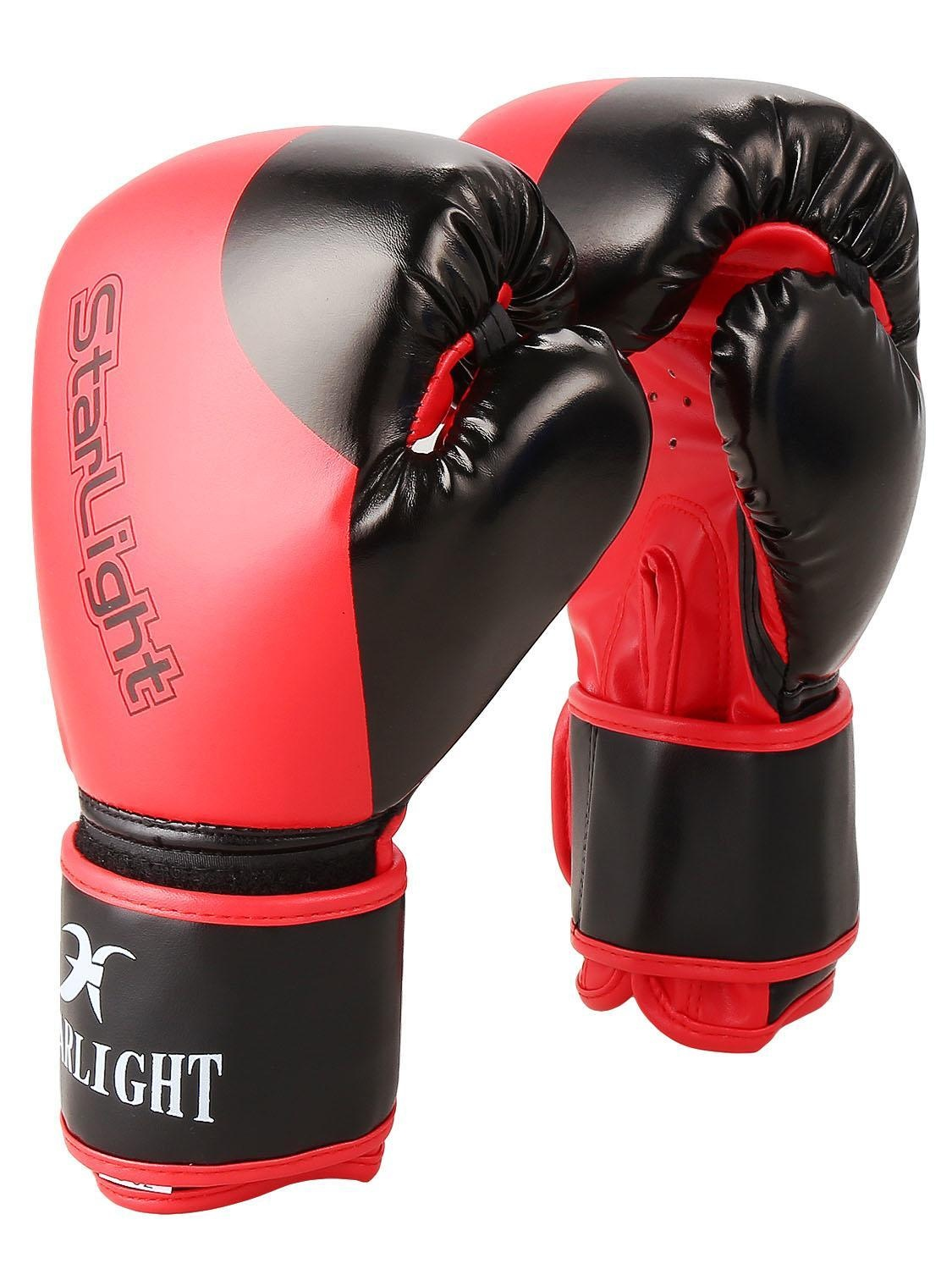 Men&Women Boxing Gloves Professional Competition Fighting Training Boxing Gloves 3 Colors Available FSBR by