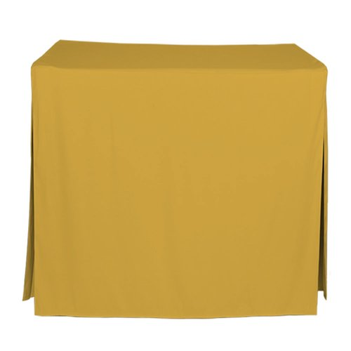 Exceptionnel Tablevogue 34 Inch Fitted Folding Table Cover   Mimosa