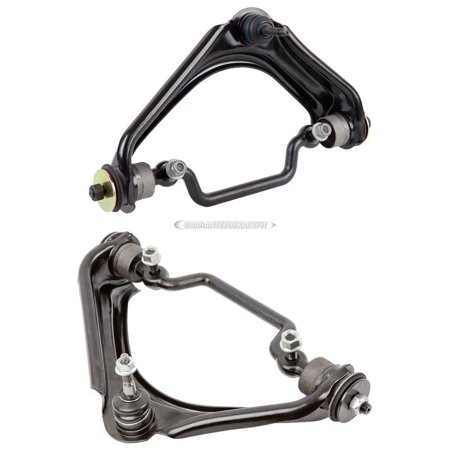 Pair Front Upper Control Arm For Ford Explorer & Mercury Mountaineer