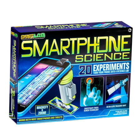 SmartLab Toys - Smartphone Science Lab