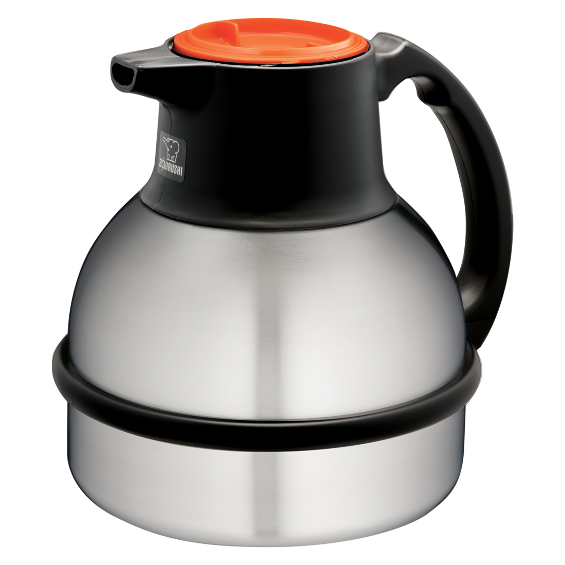 Zojirushi Stainless Steel 62 Ounce Decaf Coffee Server with Brew Thru Lid