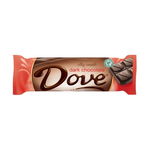 Dove Silky Smooth Milk Chocolate - 1.44 Oz, 18 Pack