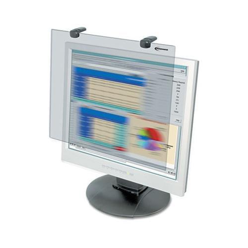 "Premium Antiglare Blur Privacy Monitor Filter for 15"" LCD IVR46411"