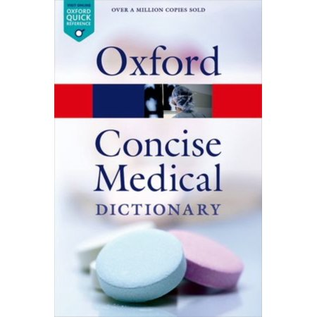 - Concise Colour Medical Dictionary 6/e (Flexicover) (Oxford Quick Reference) (Paperback)