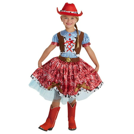 Gypsy Halloween Costume Child (Buckaroo Beauty Child Halloween)