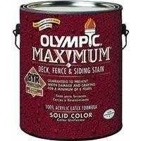 Olympic Ppg Architectural Fin 79612a 01 Maximum Deck Fence Siding Stain Sealant Exterior