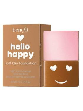 Benefit Hello Happy Soft Blur Foundation #9 Deep Neutral