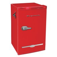 Frigidaire 3.2 Cu Ft Retro Mini Fridge With Side Bottle Opener (Multiple Color)