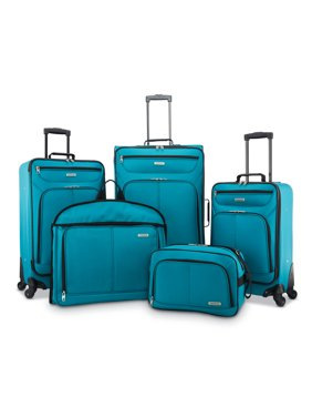 8be971a155 Product Image American Tourister 5 Piece Softside Luggage Set
