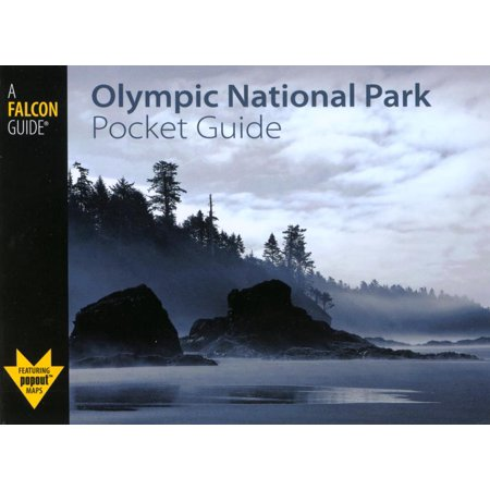 Olympic National Park Pocket Guide: 9780762748075 Olympic Peninsula National Park