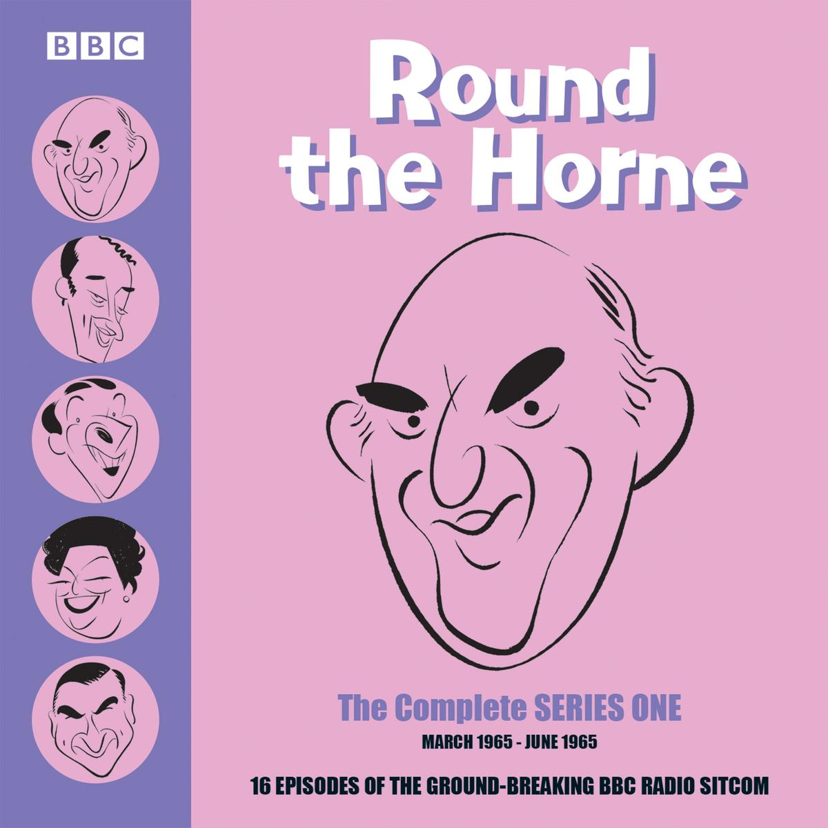 Round the Horne: Complete Series One - Audiobook