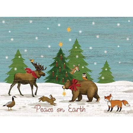 Lang peace on earth classic christmas cards walmart lang peace on earth classic christmas cards m4hsunfo