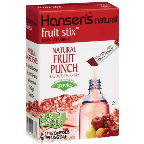 Monster Hansen Fruit Punch Stix