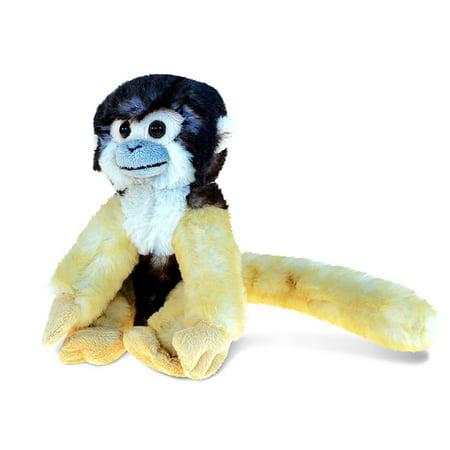 - Super Soft Plush Squirrel Monkey