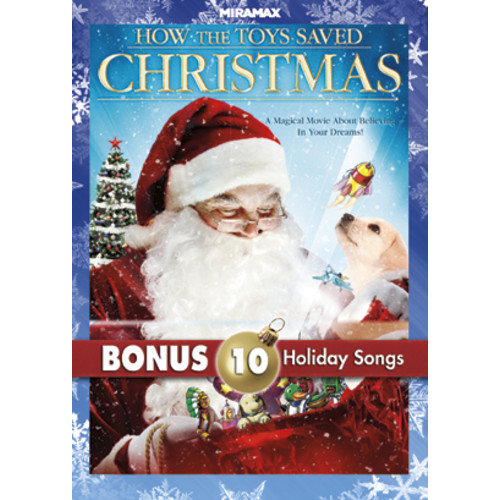 How The Toys Saved Christmas (With 10 Christmas MP3s) (Full Frame)