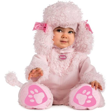 Poodle of Fun Baby Costume - Poodle Costume Toddler