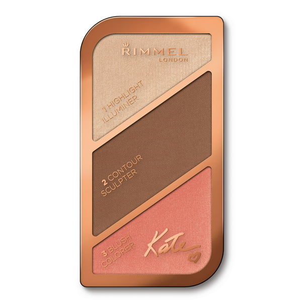 Rimmel London Kate Sculpting Kit, 001, 0.88 oz