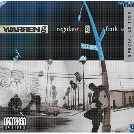 Regulate: G Funk Era (20th Anniversary Edition) (Vinyl) (Sister Funk 2)
