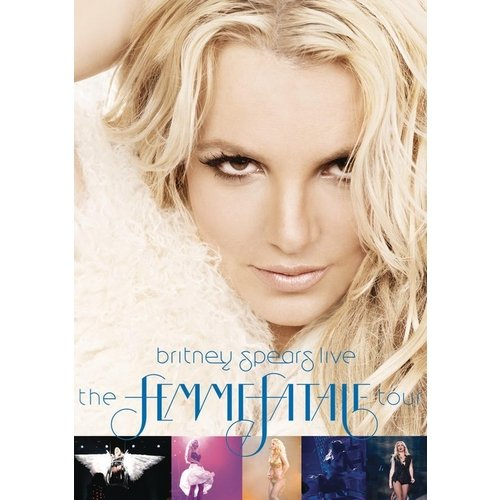 The Femme Fatale Tour (Live) (Music DVD)