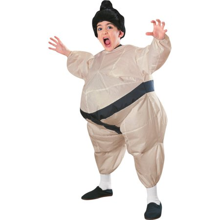 Sumo Inflatable Child Costume