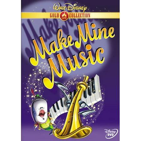 Make Mine Music (DVD)