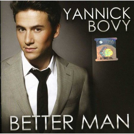 Yannick Bovy - Better Man: International Edition [CD]