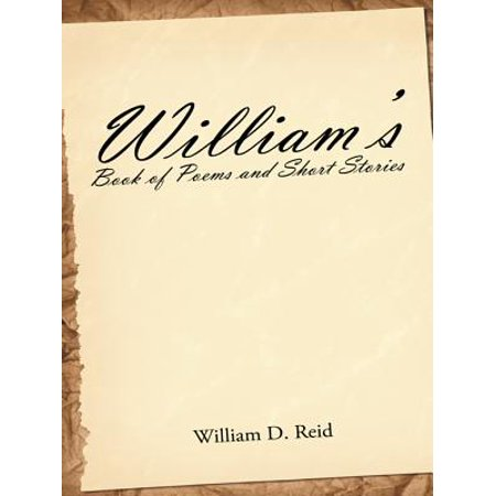 William'S Book of Poems and Short Stories - eBook - Short Halloween Poems