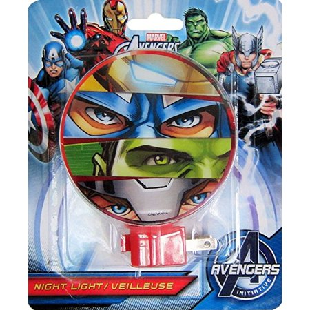 marvel avengers assemble night light incredible hulk captain