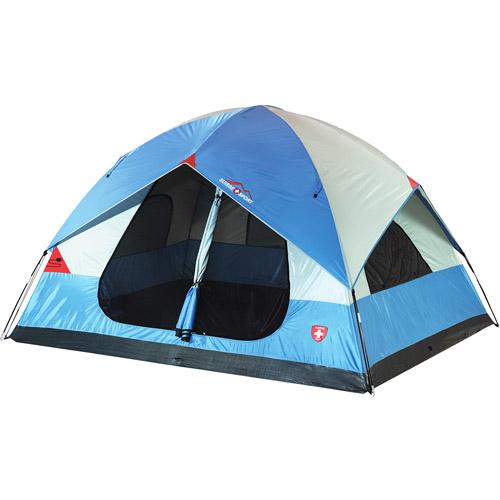 Suisse Sport Yosemite 5 Person 2 Room Dome Tent 10' x 8'