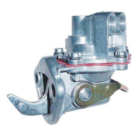 Fuel Lift Transfer Pump, New, Allis Chalmers, 72080392, Massey Ferguson, 3637307M91, Perkins