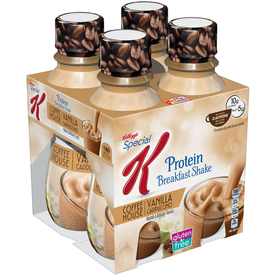 protein shake for breakfast special k drinkable spk cppcc shk 4ct 40ozx6 walmart 30834