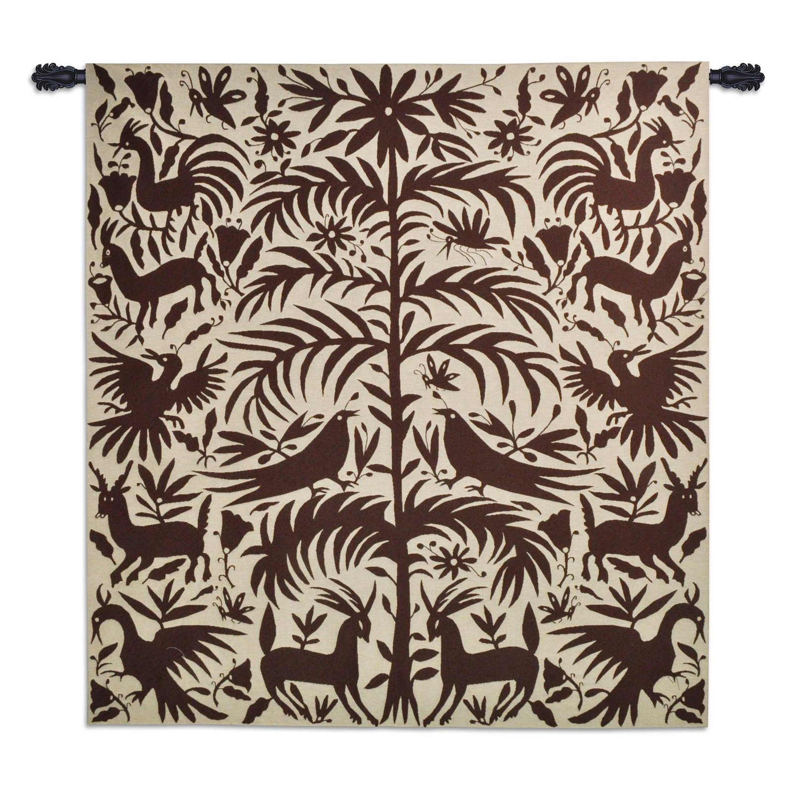 Fine Art Tapestries Otomi Earth Wall Tapestry by Supplier Generic