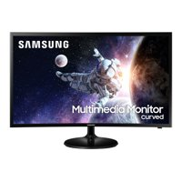"Samsung 32"" Curved 1920x1080 HDMI 60hz 4ms FHD LCD Monitor - LC32F39MFUNXZA (Speakers Included)"