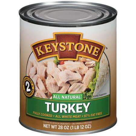 - Keystone Turkey, 28 oz