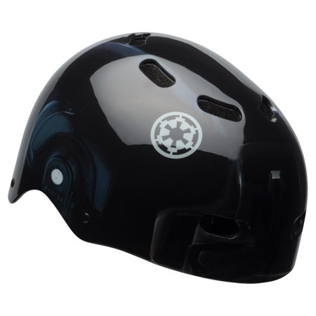 Bell Sports Star Wars Tie Fighter Pilot Youth Multisport Helmet, - Fighter Pilot Helmet
