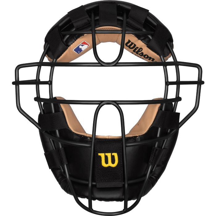 Wilson Dyna-Lite Umpire Steel Face Mask by Wilson