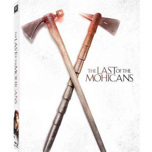 LAST OF THE MOHICANS (BLU-RAY/WS-2.40/ENG-FR-SP SUB/SAC)