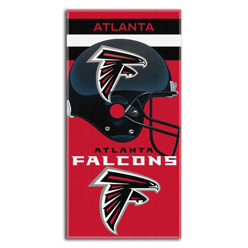 NFL - Atlanta Falcons 30x60 Fiber Reactive Beach Towel