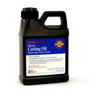 William H Harvey 403766 Master Plumber Pint Thread Cutting Oil