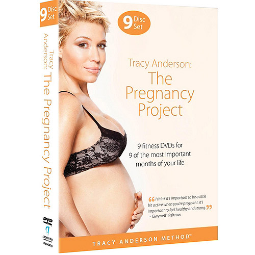 Tracy Anderson: The Pregnancy Project by IDT CORPORATION