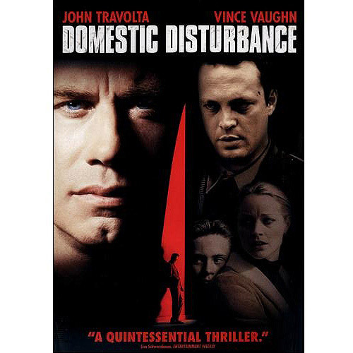 Domestic Disturbance (2001) (Widescreen)