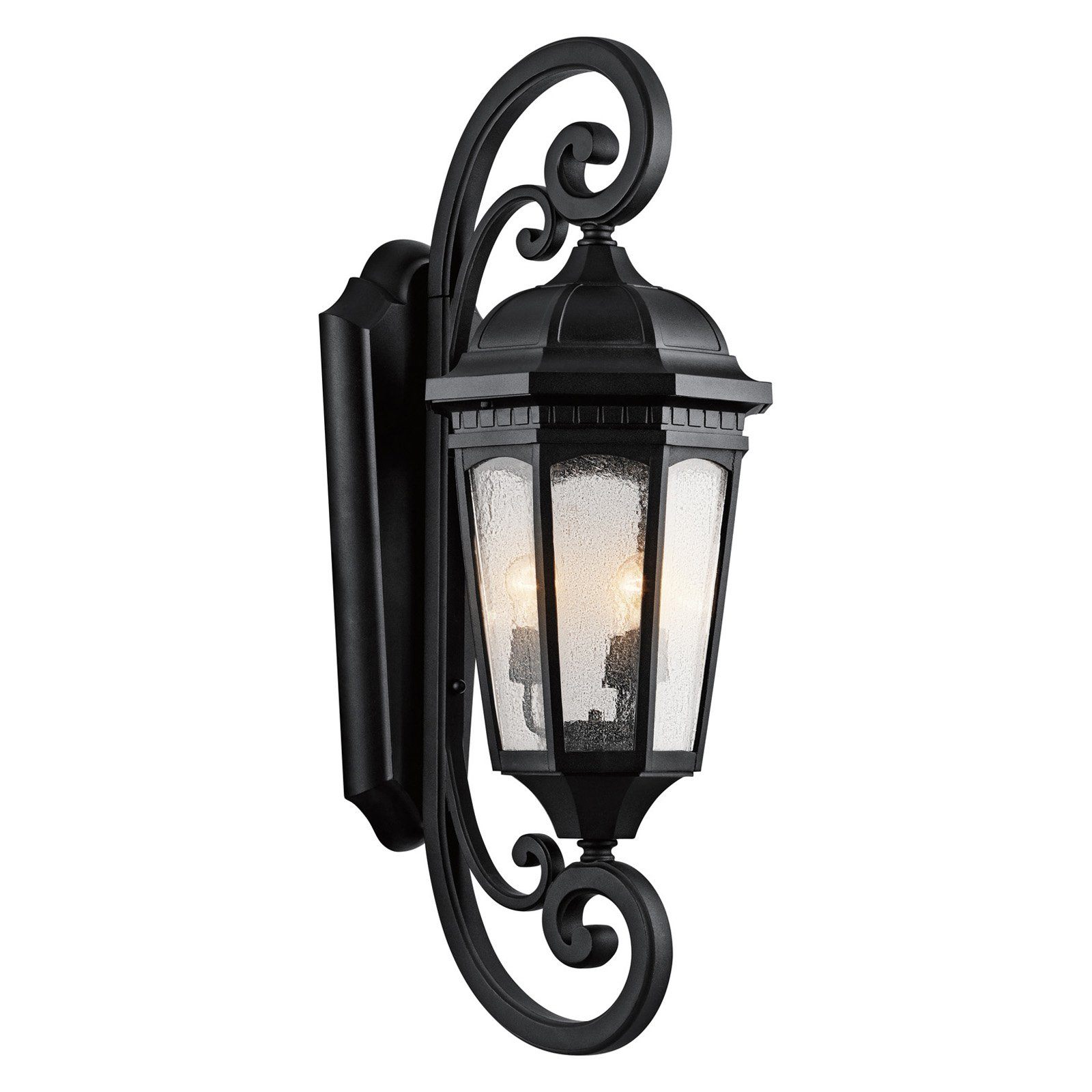 Kichler Courtyard 9060 Outdoor Wall Sconce