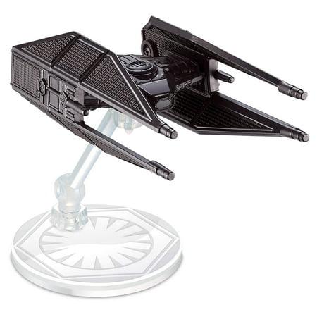 Star Wars Starship - Hot Wheels Star Wars: The Last Jedi Kylo Ren's TIE Silencer, Starship